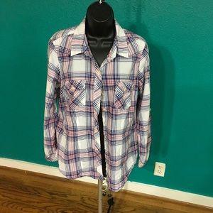 Torrid long sleeve blouse size 00